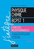 Physique-Chimie BCPST 1 - Exercices incontournables