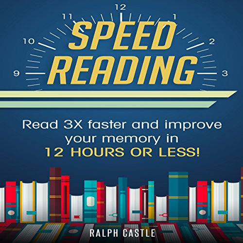 Speed Reading Audiobook By Ralph Castle cover art