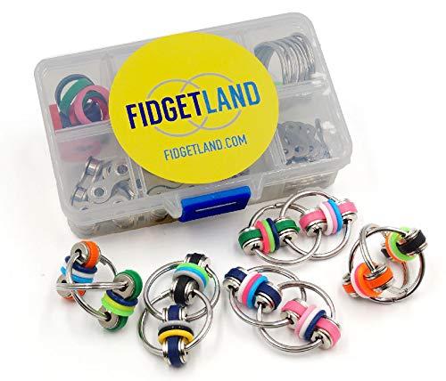 DIY Fidget Land Fidget Kits, Award Winning ADHD, Anxiety, Autism relaxing Fidget Toys