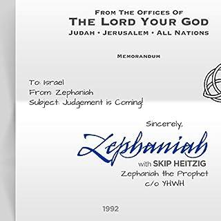 36 Zephaniah - 1992 cover art