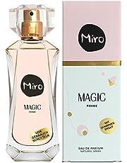 Miro Magic femme Eau de Parfum, 1 opakowanie (1 x 50 ml)