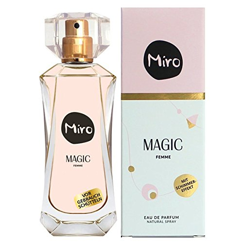 Miro Magic femme Eau de Parfum, 1er Pack (1 x 50 ml)