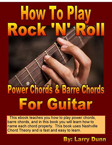 How To Play Rock 'N' Roll Power Chords (English Edition)