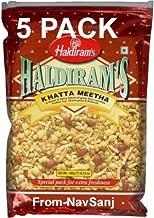 Haldirams Khatta Meetha 14.12 Oz (400 gm) 5 PACK by Haldirams