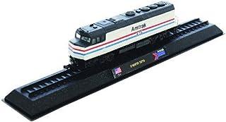 Amtrak F40PH - 1976 diecast 1:160 scale locomotive model (Amercom LN-1)
