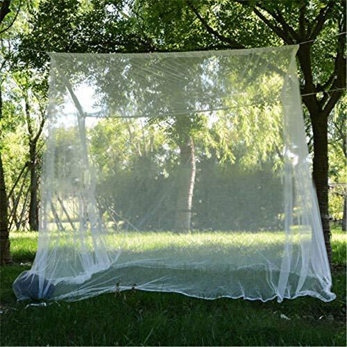 Camping Mosquito Net,Outdoor Mosquito Net,Mosquito Net,Large White Camping Mosquito Net Indoor Outdoor Netting Storage Bag Tent