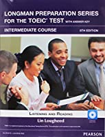 Longman Preparation Series for the TOEIC Test (5E)   Intermediate Student Book with MP3 Audio CD-ROM, Answer Key