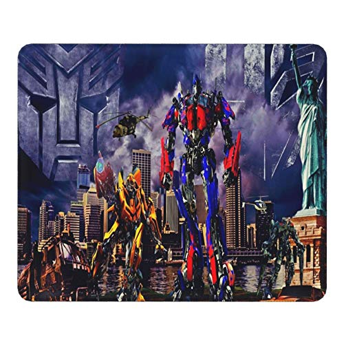 Transformers - Alfombrilla protectora para ratón para ordenador o portátil