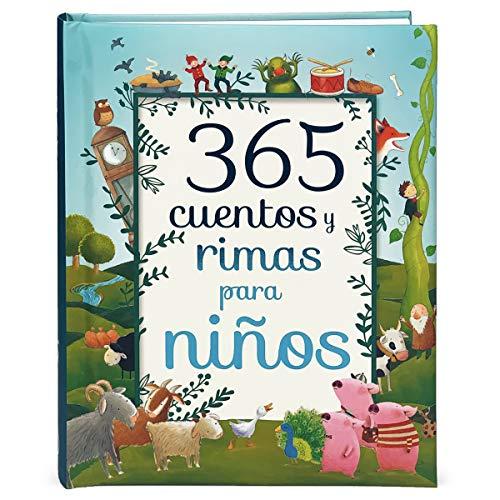 365 Cuentos Y Rimas Para Ninos