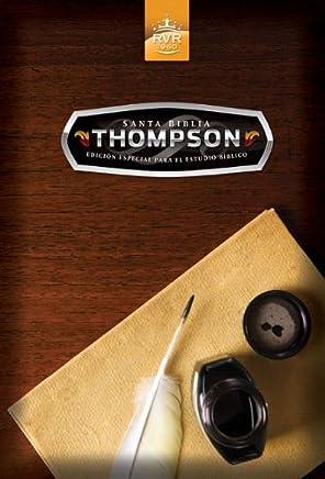 Santa Biblia Thompson edición especial para el estudio bíblico RVR 1960 (Spanish Edition)