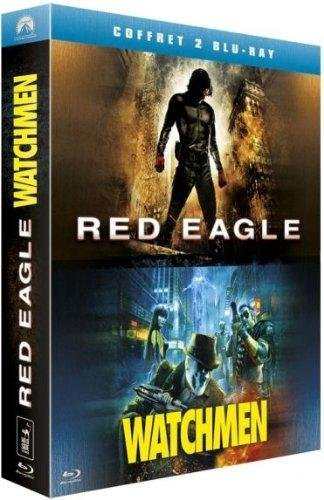 Red Eagle ; Watchmen (Blu-Ray) (Import) Bunnag Yarinda