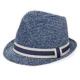 Oxbow N1EGAM Chapeau Homme, Bleu, Taille unique