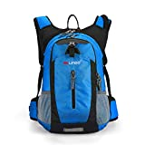 Gelindo Insulated Hydration Backpack Pack with 2.5L BPA Free Bladder - Keeps Liquid Cool up to 4 Hours, Water...