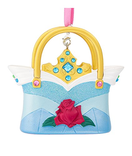 Disney Parks Aurora Sleeping Beauty Handbag Purse Christmas Holiday Ornament
