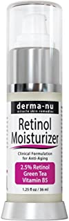 Best Retinol Face Cream for Flawless Skin, Premium Anti-Aging Night & Daily Moisturizer to Fight & Prevent Wrinkles, Fine ...