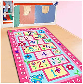 FADFAY Home Textile,Fashion Hopscotch Kids Carpet...