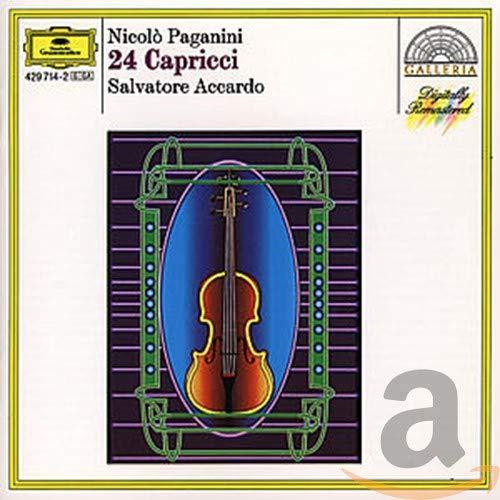 24 Capricci Per Violino Solo Op.1