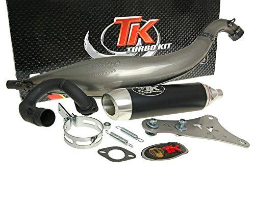 D'échappement Turbo Kit Quad/ATV 2T pour Adly 50 ccm