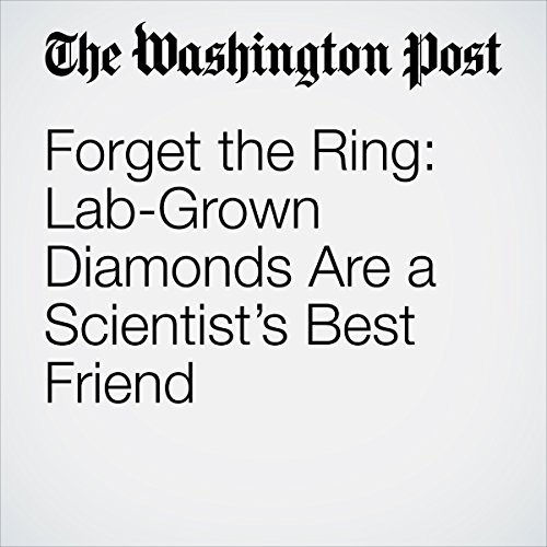 Forget the Ring: Lab-Grown Diamonds Are a Scientist's Best Friend | Sarah Kaplan