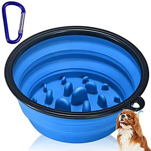 Viaje Cuenco Perro Plegable - Cuenco Perro Agua Plegable Comedero Perro Gato...