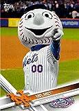 2017 Topps Opening Day Mascots #M-5 Mr. Met New York Mets Baseball Card NM-MT