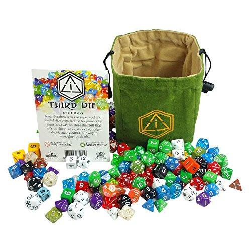 Dice are great for tabletop gamers