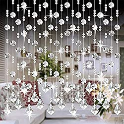 Crystal Glass Bead Curtain Color-5