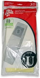 Dirt Devil Type U Microfresh Vacuum Bags 392075000