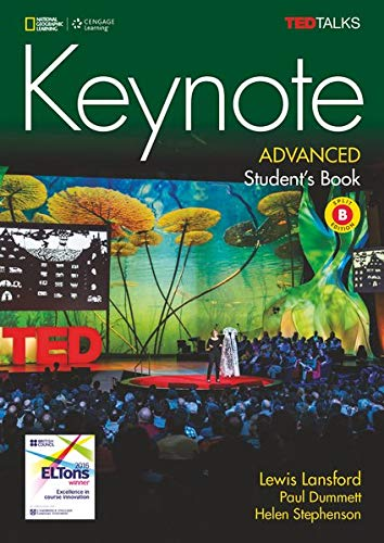 Keynote - C1.1/C1.2: Advanced: Student's Book (Split Edition B) + DVD - Unit 7-12
