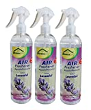 6 x AIR-Freshener Lavendel 500ml, Luftwäsche, Lufterfrischer, Geruchsvernichter