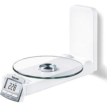 Salter Elektronische Kuchenwaage Glas Silber Amazon De Kuche Haushalt
