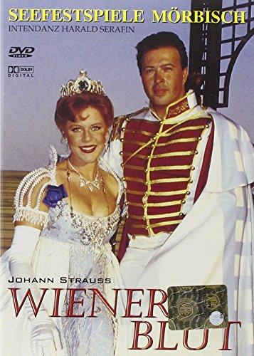 WIENER BLUT -JOHANN STRAUSS (SEEFESTSPIELE MOERBISCH 1994)