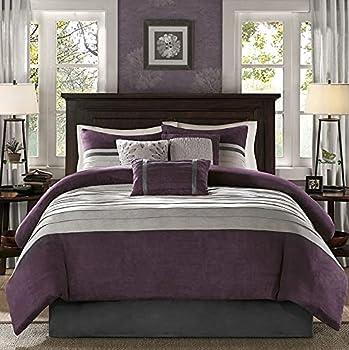 Best plum comforter sets queen Reviews
