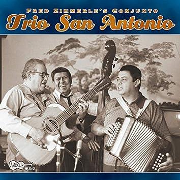 Fred Zimmerle's Trio San Antonio