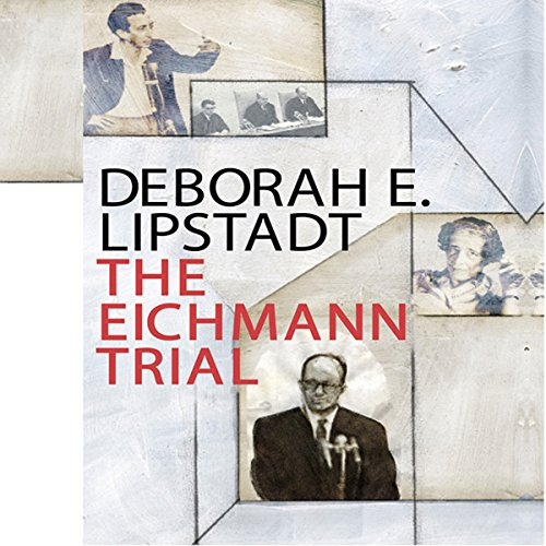 Couverture de The Eichmann Trial
