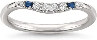 Best baguette and round wedding band Reviews