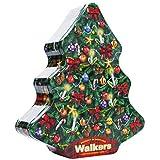 ウォーカー クリスマスツリー缶 225g