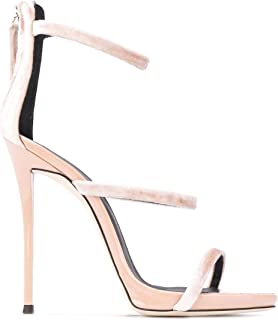 GIUSEPPE ZANOTTI DESIGN Luxury Fashion Womens I700049006 Pink Heels | Season Outlet