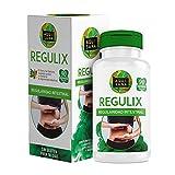 Detox 90 Cápsulas| Detox Natural| Regulix Aquisana| Detox Potente Fórmula Natural |Favorece al Sistema Digestivo| Aquisana