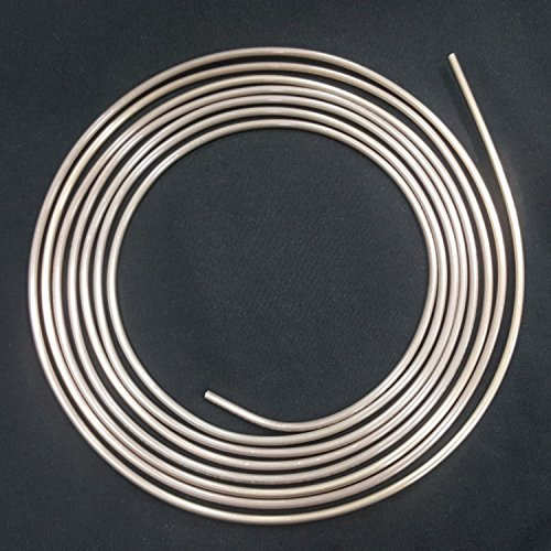 MADE UP COPPER BRAKE PIPE HOSE LINE FEMALE /& MALE END M10 250MM