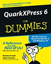 QuarkXPress 6 For Dummies (English Edition)