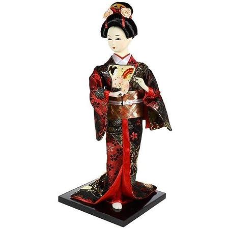 Homyl Figurines Japonaises Samoura/ï Poup/ée Objets de D/écoration # 2