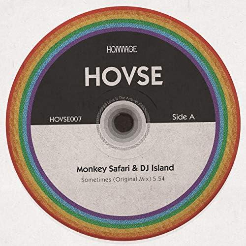 DJ Island & Monkey Safari