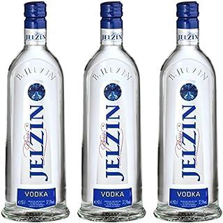 Jelzin Vodka 3 x 0.5 l