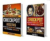 Crockpot: Olla De Cocción Lenta: Recetas de cocción lenta y rápida, Fácil y delicioso Las recetas (Slow Cooker)