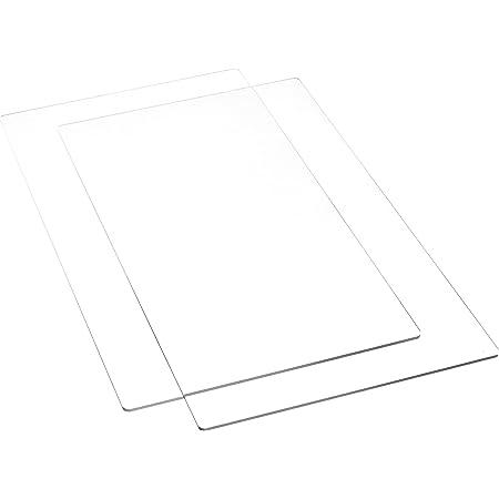 Sizzix 660581 Big Shot Standard Plus Accessoire Plaque de Découpe Gris