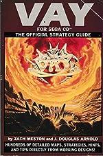 Vay: The Official Strategy Guide by Zach Meston (1994-07-31) de Zach Meston