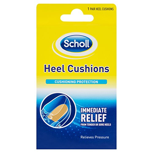 Scholl Heel Cushion Shoe Insert, 1 Count