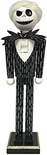 Nightmare Before Christmas The Jack Skellington in Striped Suit Nutcracker