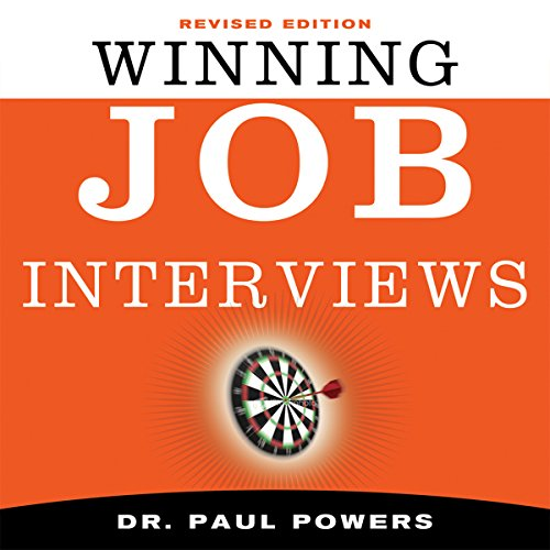 Winning Job Interviews audiobook cover art